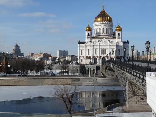Cathédrale Moscou